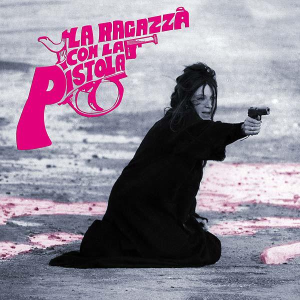 La Ragazza Con Pistola soundtrack vinyl