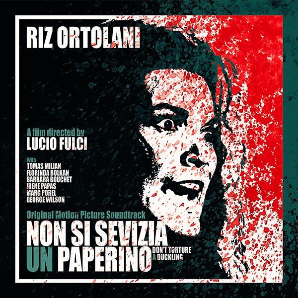 Riz Ortolani Don't Torture A Duckling vinyl soundtrack
