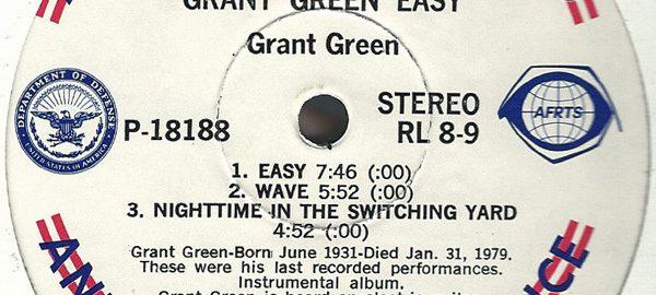 AFRTS Vinyl Records