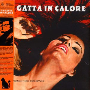 La gatta in calore vinyl soundtrack Edda dellOrso
