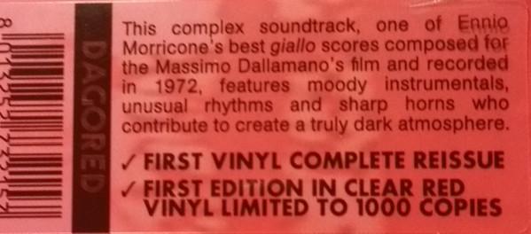 Solange vinyl record soundtrack morricone