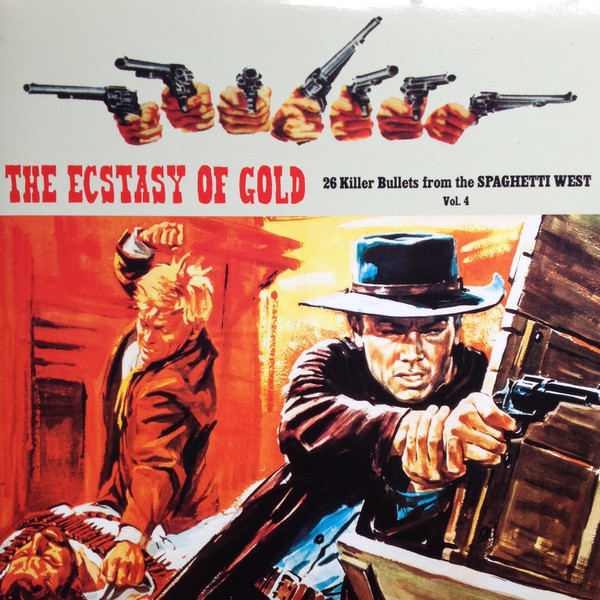 The Ecstasy of Gold spaghetti western 2lp vinyl