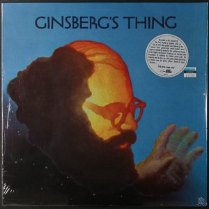 Alan Ginsberg On Vinyl Ginsbergs Thing Vinyl