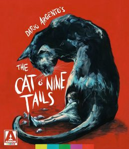 Arrow Video Cat O Nine Tails Argento Morricone